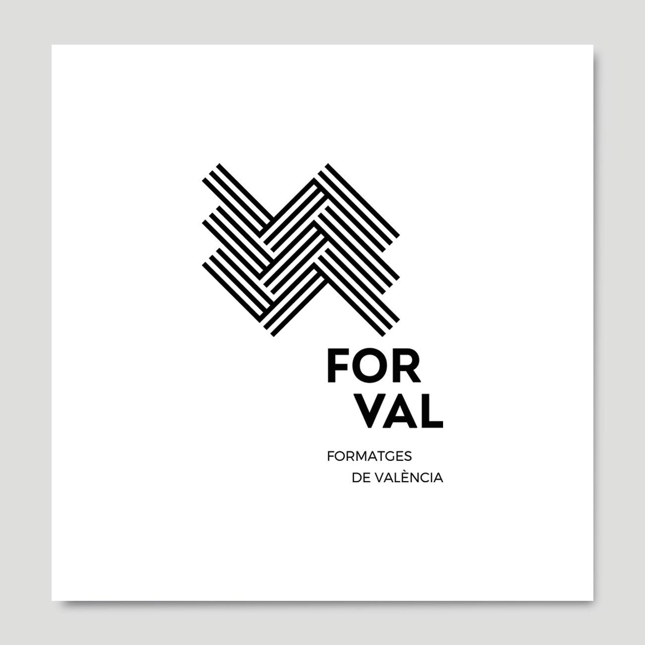 Identidad corporativa Forval, por Creatias Estudio