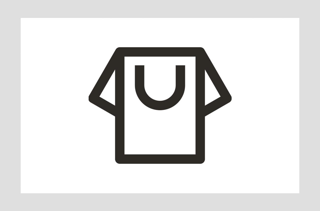 Bolsas y camisetas logotipo por Creatias Estudio
