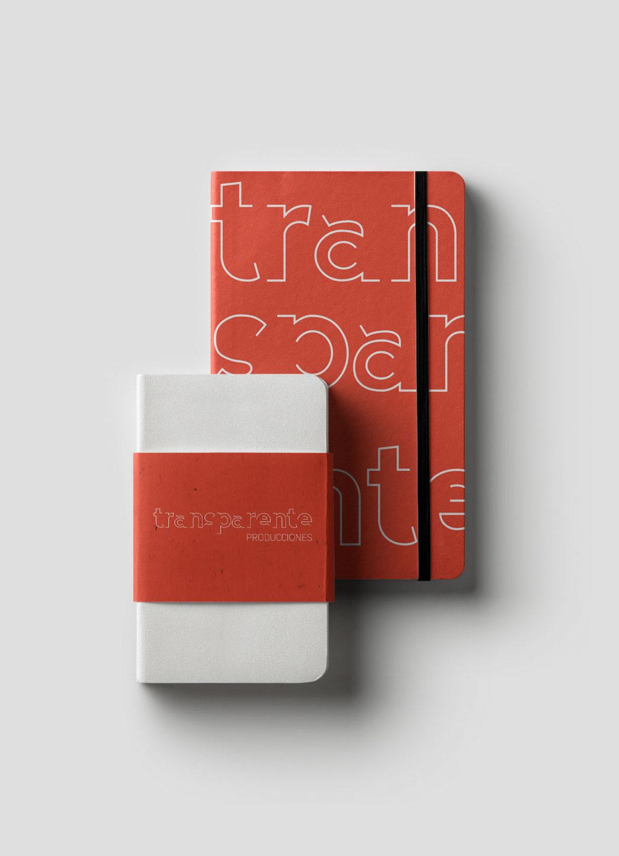Transparente Producciones logotipo por Creatias Estudio