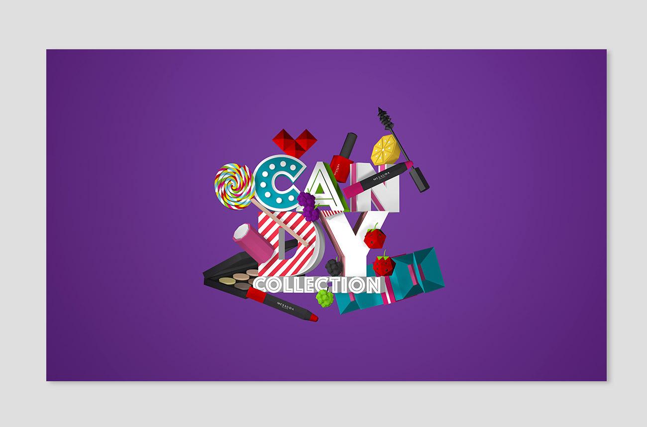 Imagen gráfica Candy por Creatias Estudio