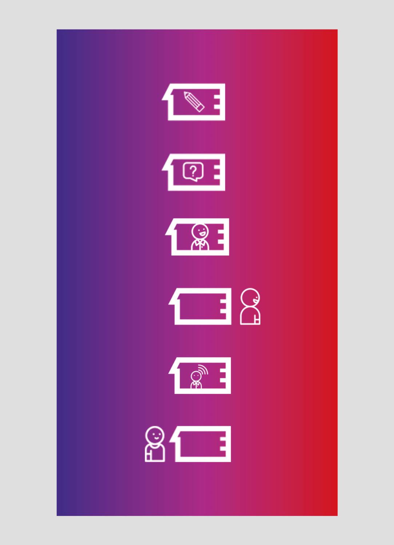 Milentradas.com logotipo por Creatias Estudio