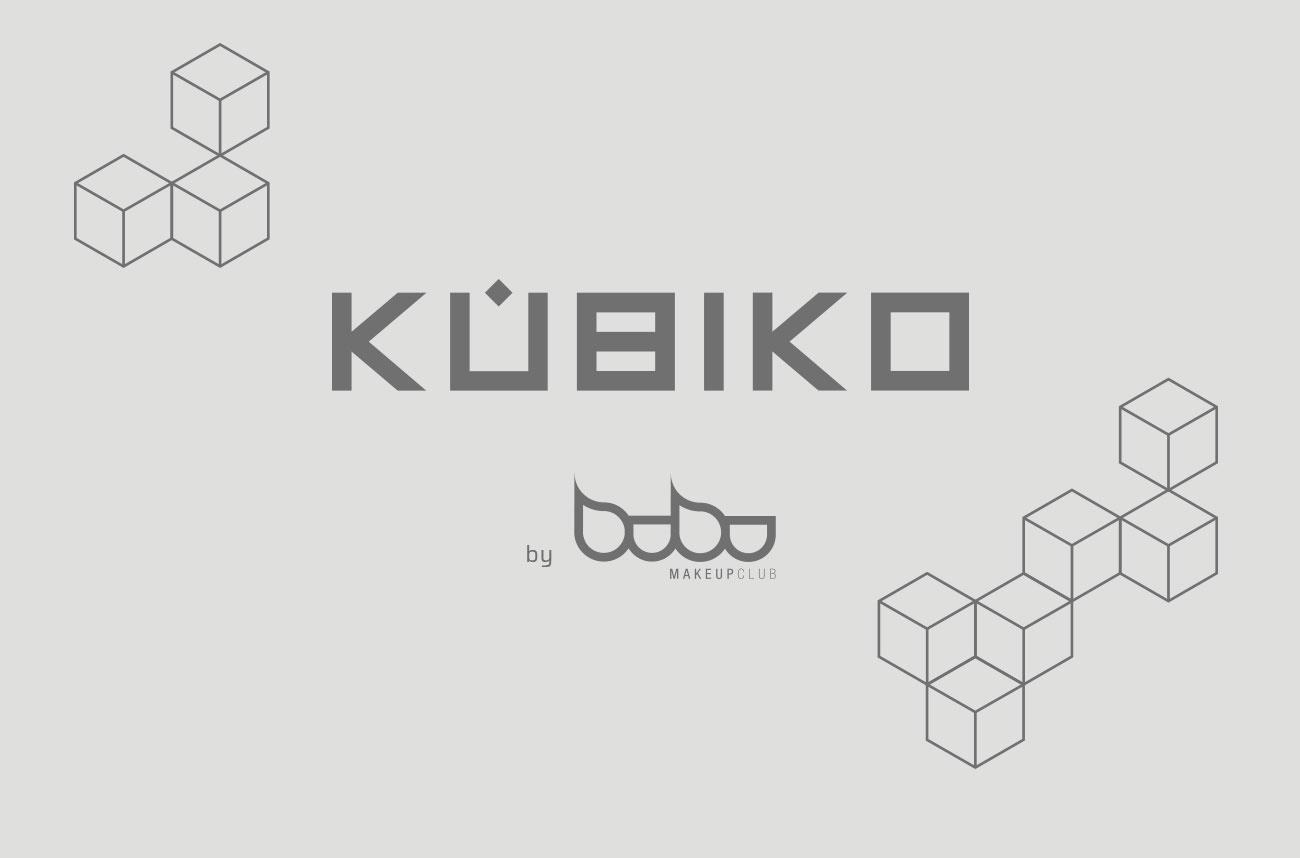 Packaging Kúbiko Bubu Makeup por Creatias Estudio