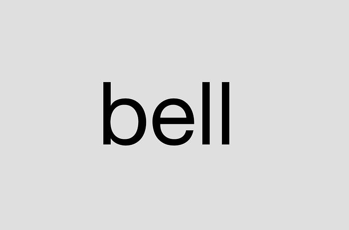 Naming Bell por Creatias Estudio