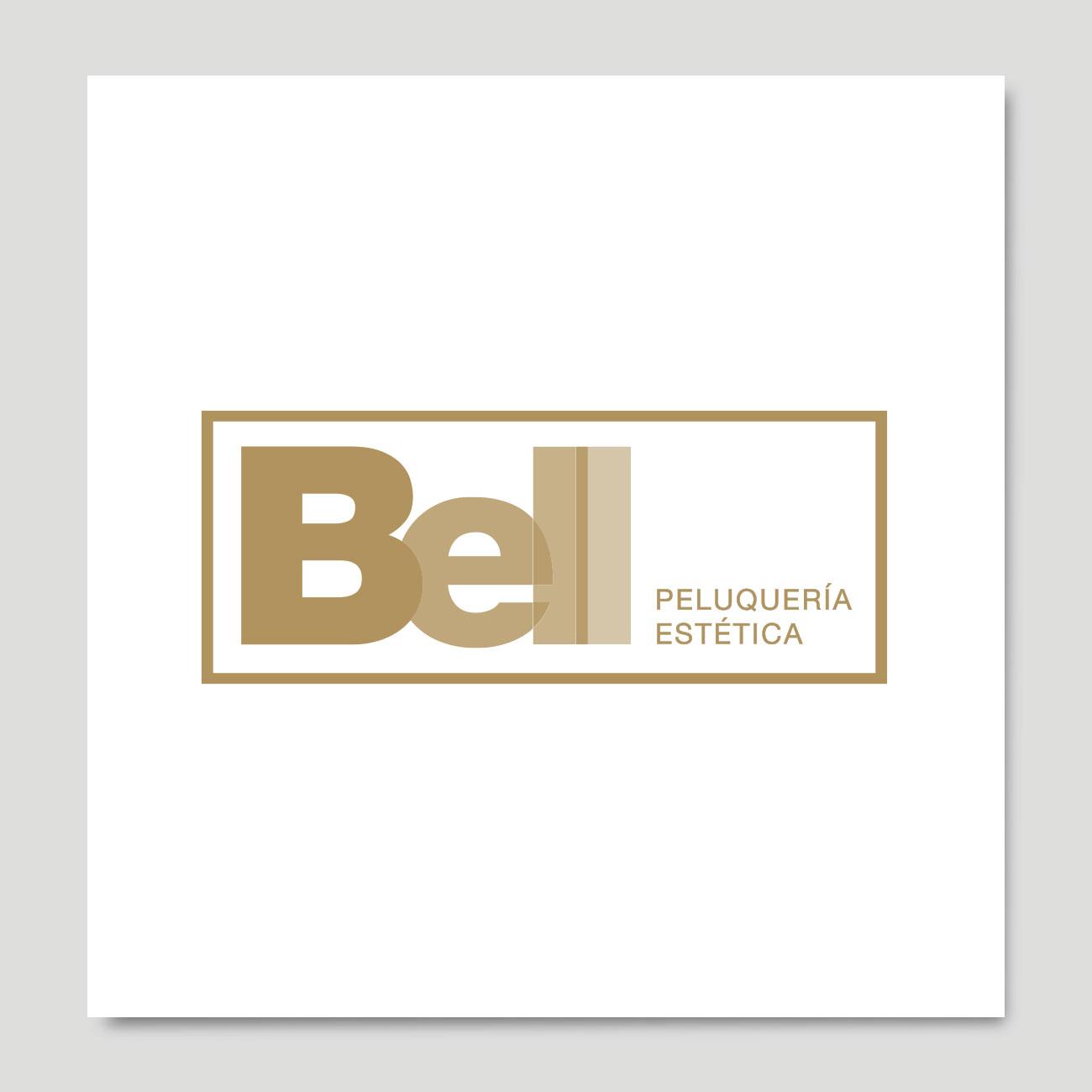 Logotipo Bell por Creatias Estudio